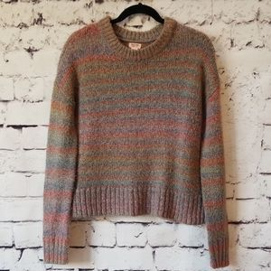 Mossimo Crewneck Chunky Pullover Sweater - Sz XS